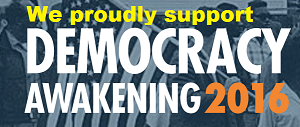 Democracy is Awakening!